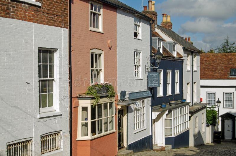 Quay Street, Lymington Editorial Image