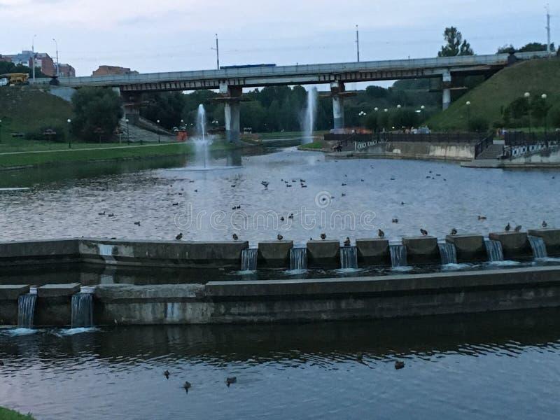 Quay stock image