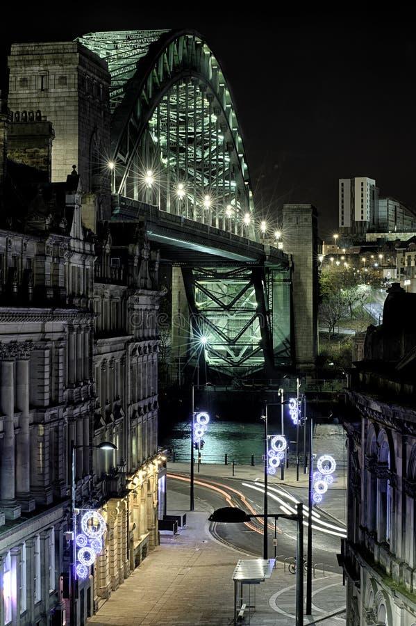 Download Quayside And Tyne Bridge, Newcastle Stock Image - Image: 35647295
