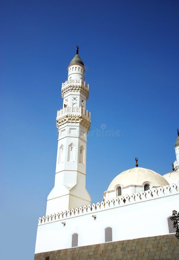 quba μουσουλμανικών τεμενών στοκ εικόνες