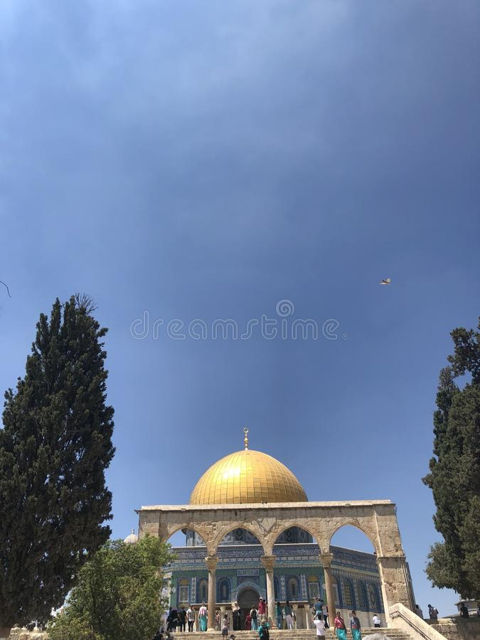 Quds royalty free stock photography