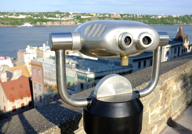 Download Quebec stock image. Image of quebec, historic, lens, panorama - 25419495