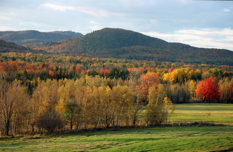 Quebec fotos de archivo