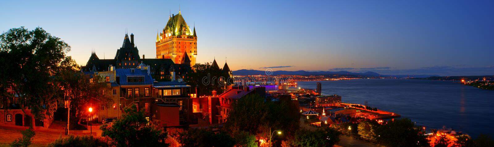 Quebec City stock photos