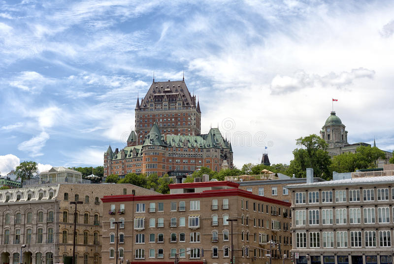 Quebec City images stock