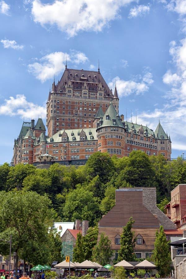 Quebec City photographie stock