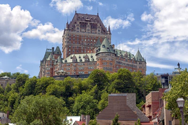 Quebec City photo stock