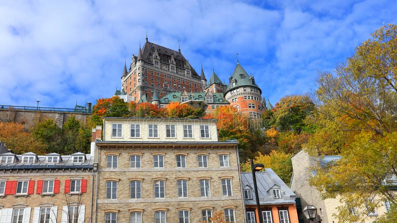 Quebec City, Canada photo stock