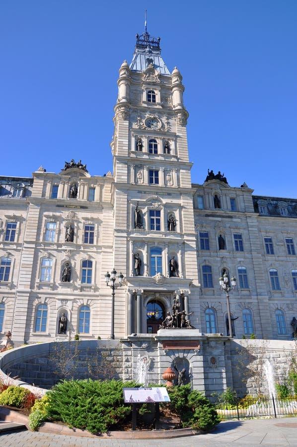 Quebec-Parlaments-Gebäude, Quebec, Kanada stockfoto