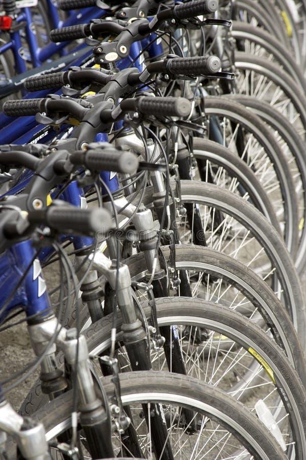 Quebec rowerów trasy zdjęcie stock