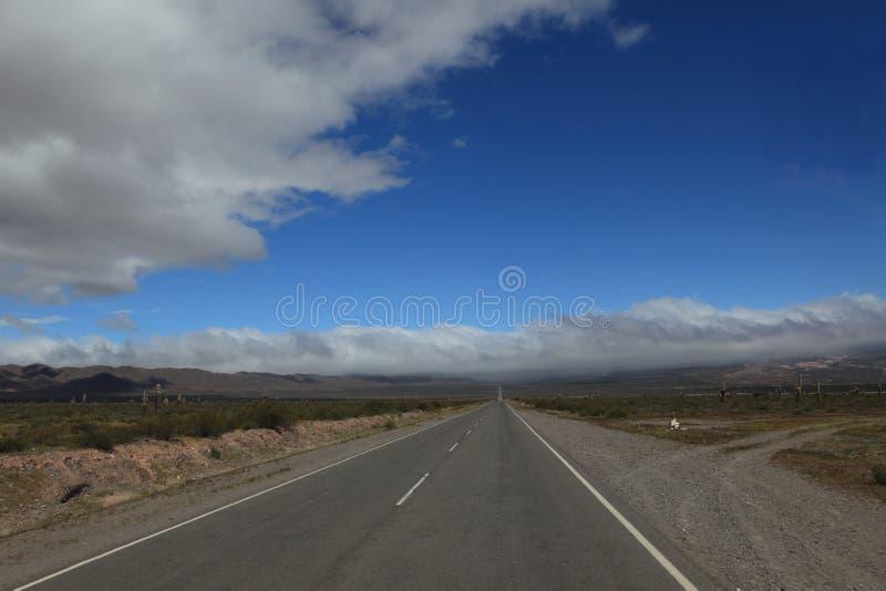 Quebrada Argentinië stock afbeelding