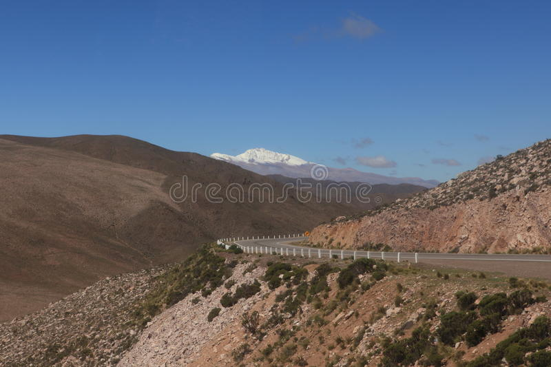 Quebrada Argentinië royalty-vrije stock foto