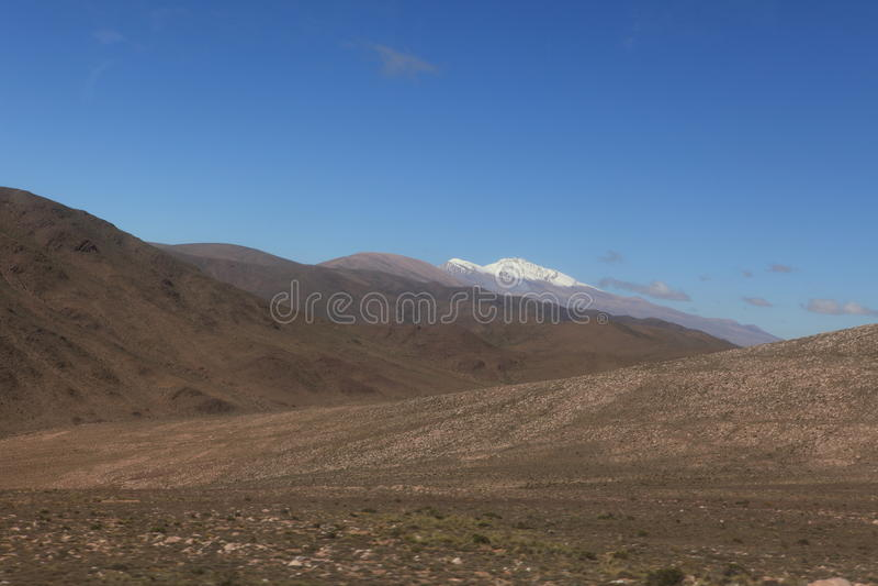 Quebrada Argentinië stock afbeeldingen