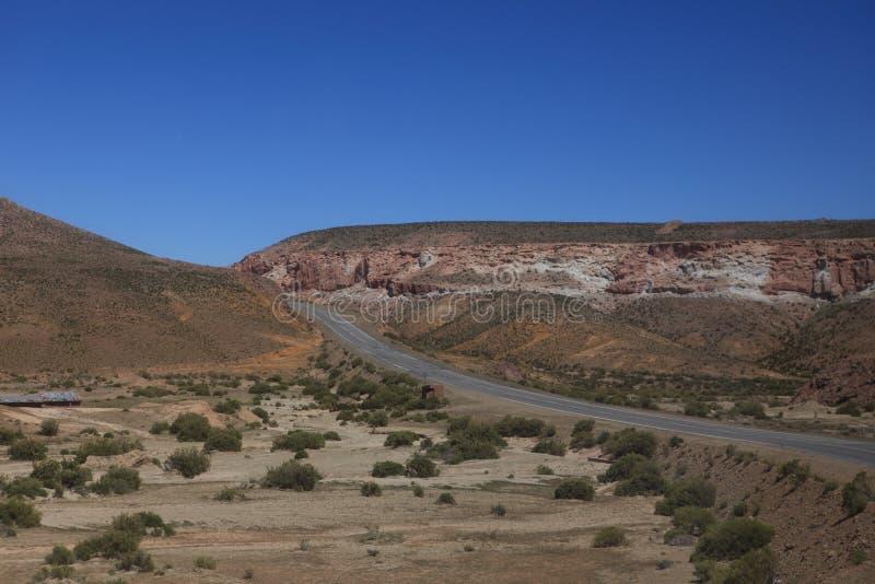 Quebrada Argentinië royalty-vrije stock fotografie