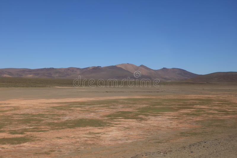 Quebrada Argentinië royalty-vrije stock afbeelding