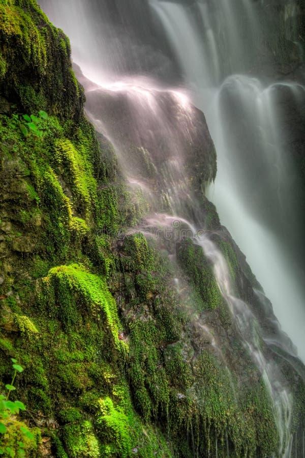 Quedas de Beaver Creek foto de stock royalty free