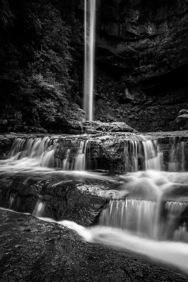 Quedas e cascatas de Belmore imagens de stock royalty free