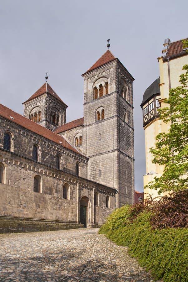 Quedlinburg fotografia stock
