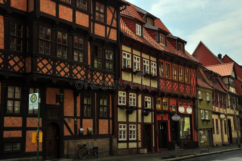 Quedlinburg fotos de archivo