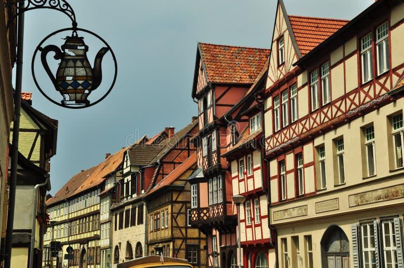 Quedlinburg imagen de archivo libre de regalías