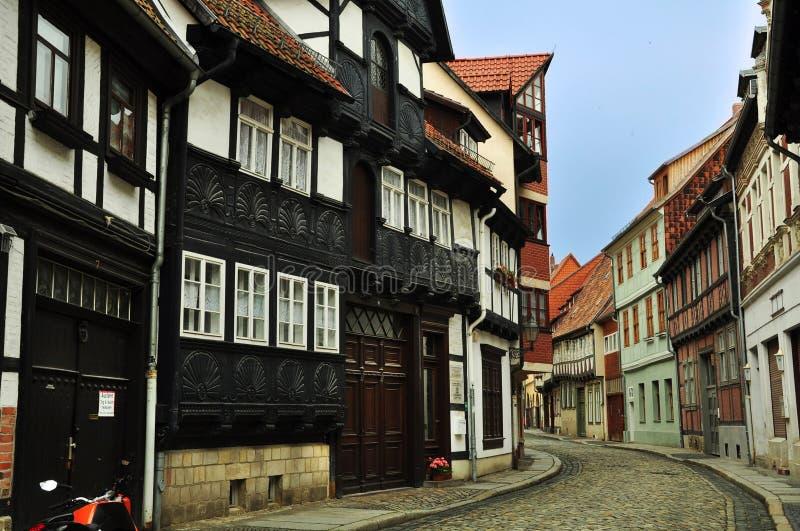 Quedlinburg fotos de archivo libres de regalías