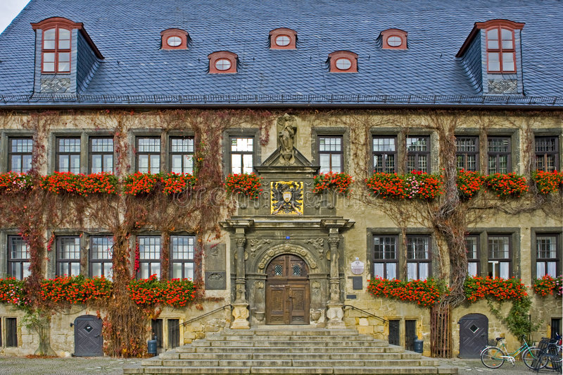 quedlinburg στοκ εικόνες