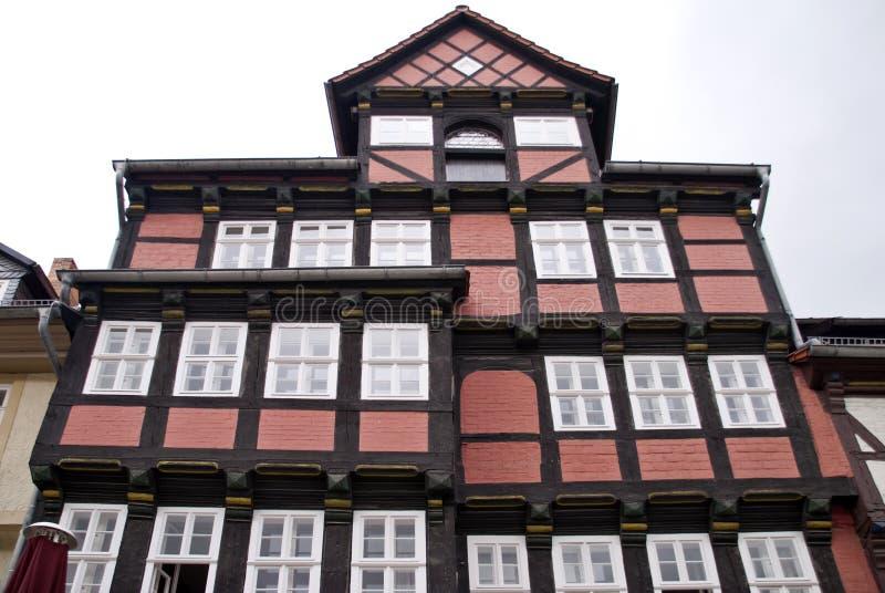Quedlinburg, Germania immagini stock