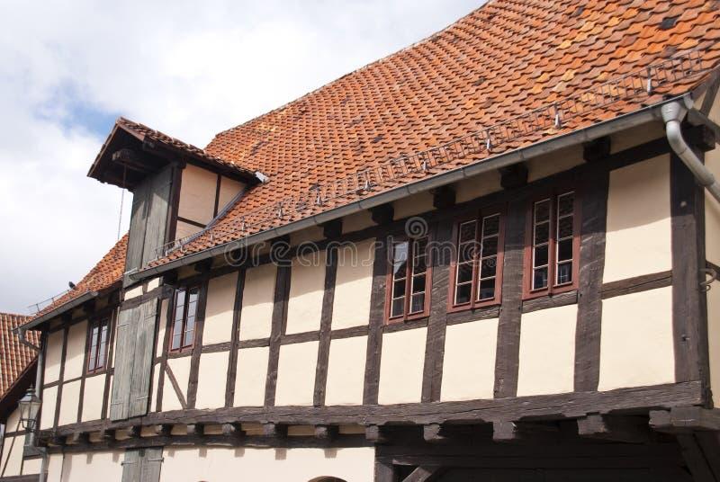Quedlinburg, Germania fotografia stock