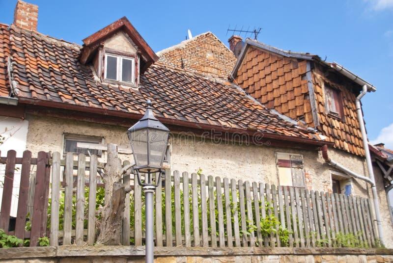 Quedlinburg, Germania immagine stock