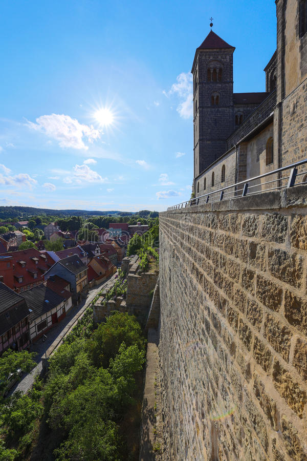 Quedlinburg royalty free stock photos