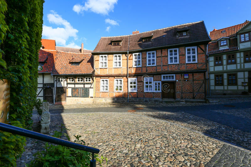 Quedlinburg royalty free stock photo