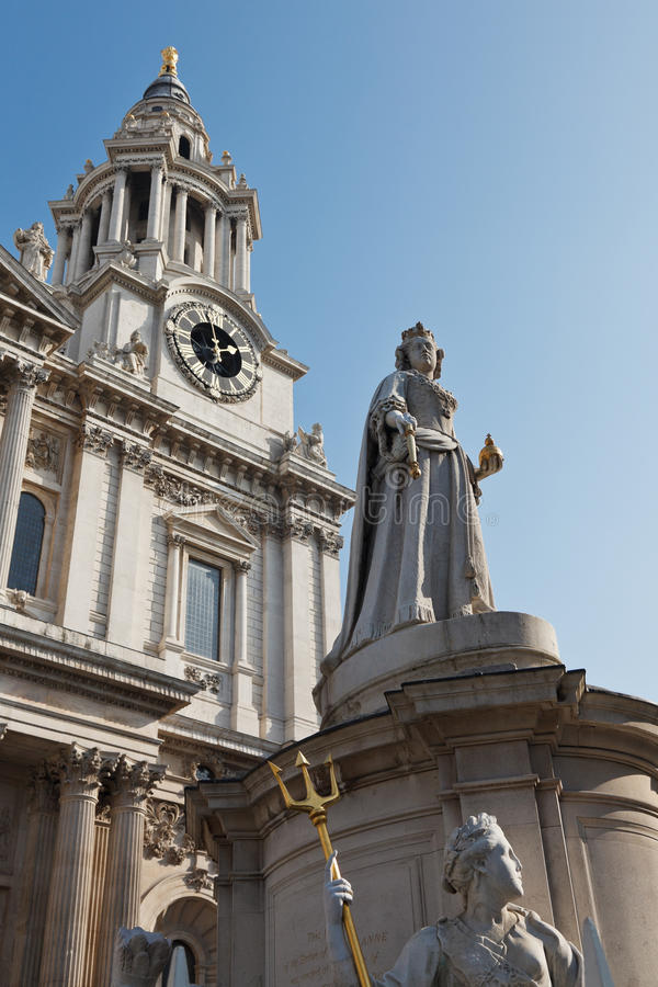 Download Queen Anne stock image. Image of anglican, europe, cathedral - 22904373