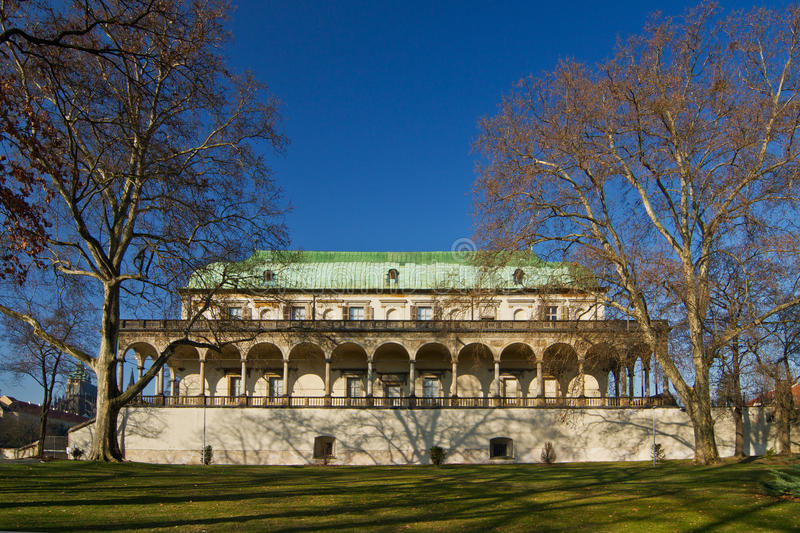 Download Queen Anne's summer palace stock image. Image of architecture - 23980433
