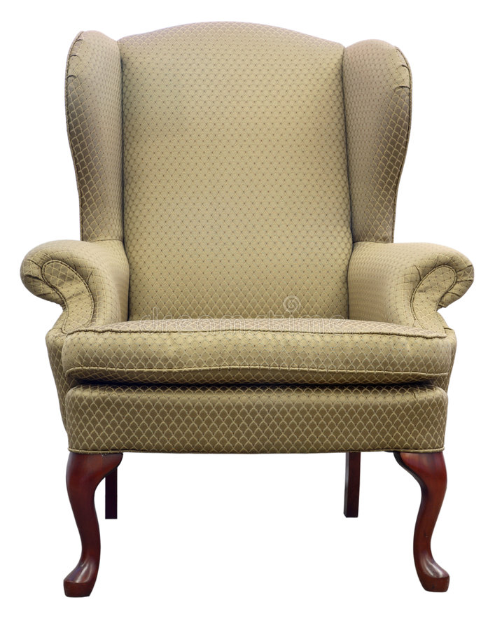 Popular Queen Anne Wing Chair stock image. Image of anne, design - 2204213 EX16