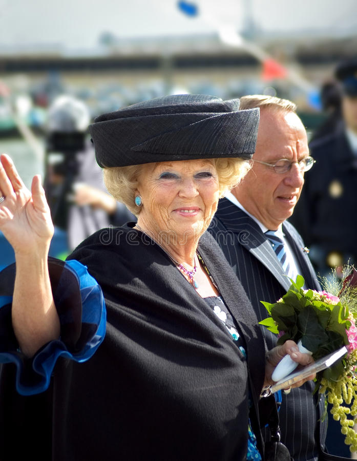 Free Queen Beatrix Stock Photography - 10704222