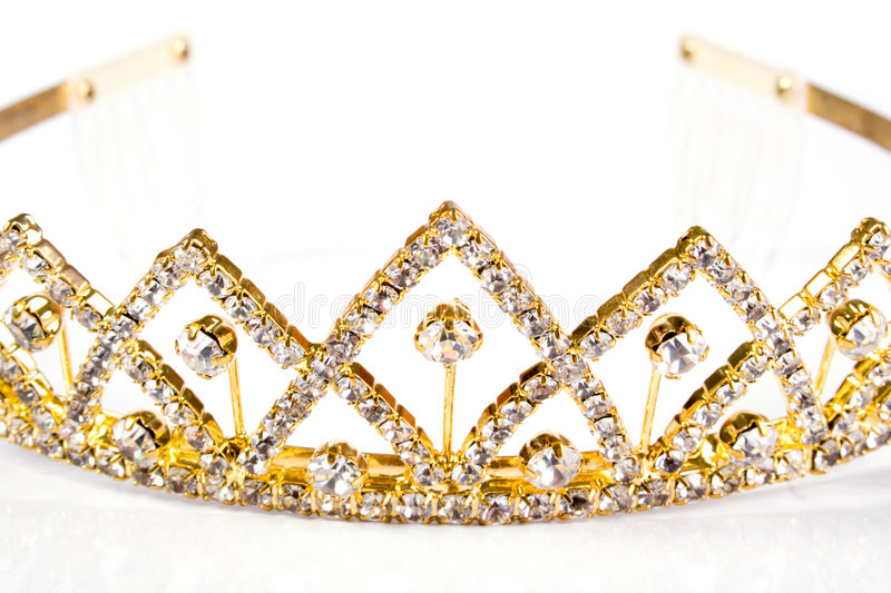 Queen Crown Royalty Free Stock Photography