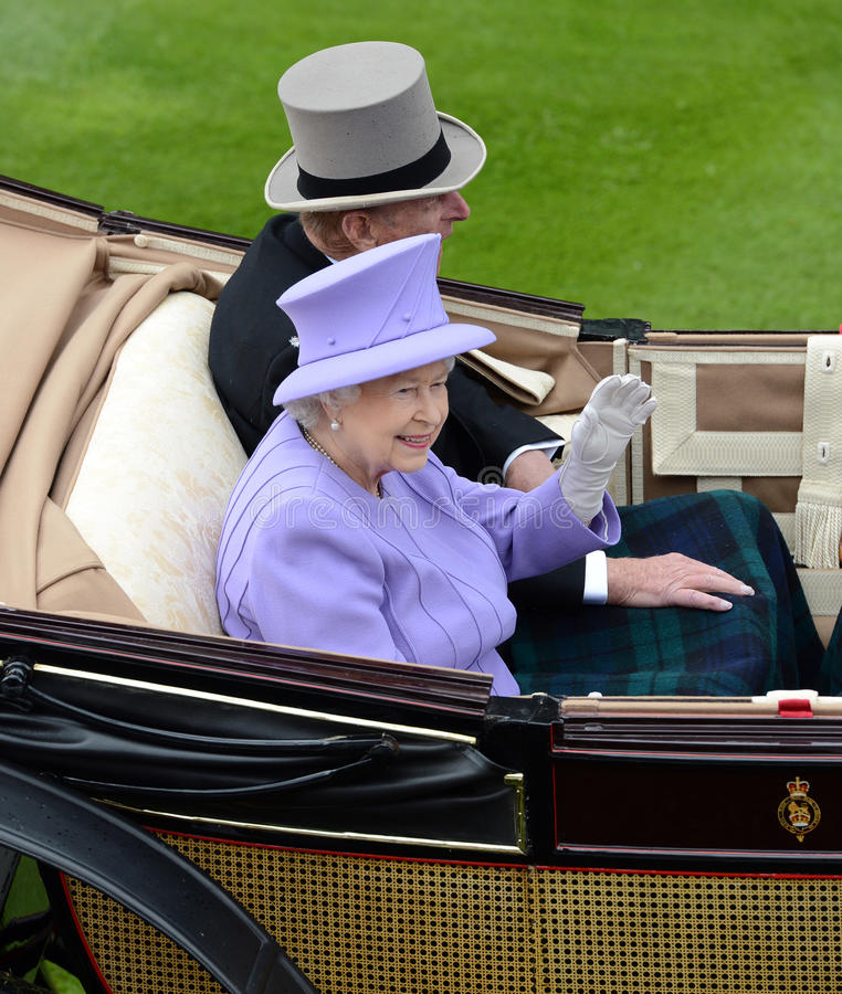 Download Queen of England editorial photography. Image of horse - 25479382