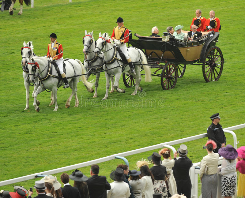 Download Queen of England editorial photography. Image of horse - 25479462