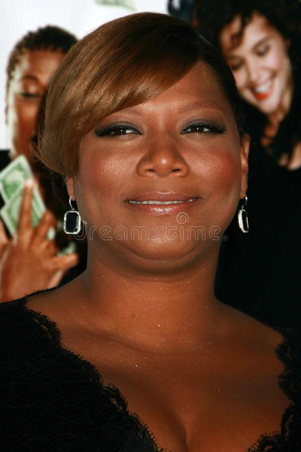 Queen Latifah stock afbeeldingen