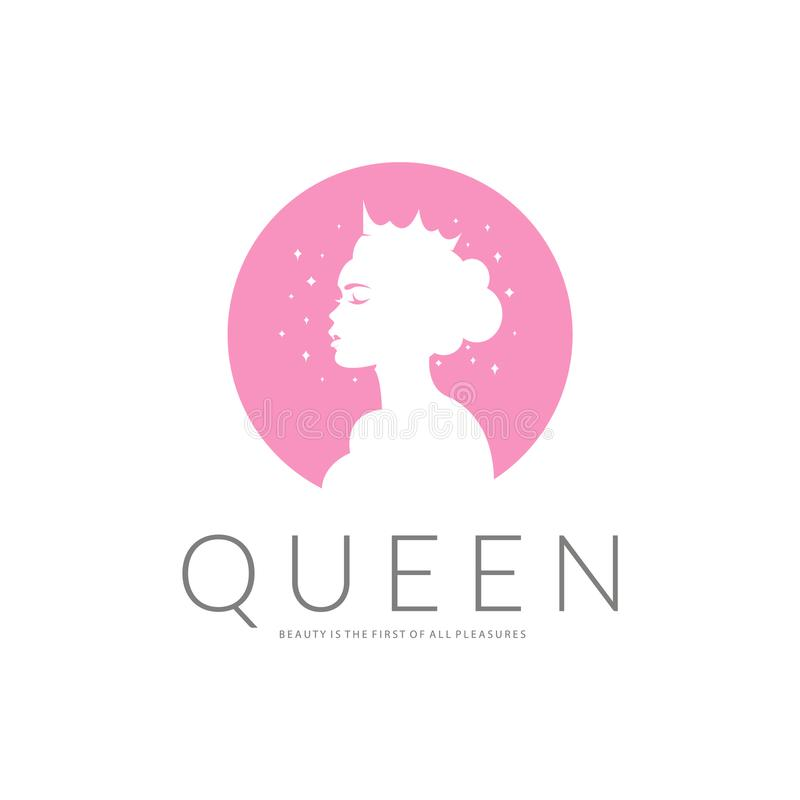 King And Queen Logo Design