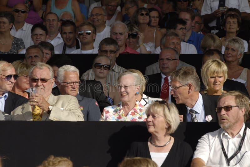 Download QUEEN MARGRETHE AND PRINCE HENRIK Editorial Stock Image - Image of royals, margrethe: 10078784