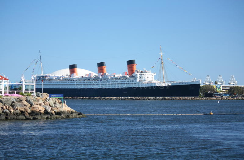 Queen Mary Immagine Stock Editoriale