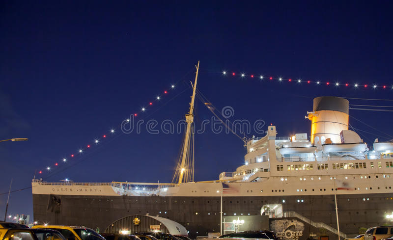 Queen Mary fotografia royalty free