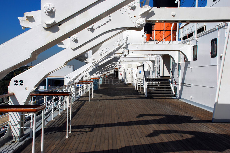 Download Queen Mary stock image. Image of california, walkway, cruise - 3501985
