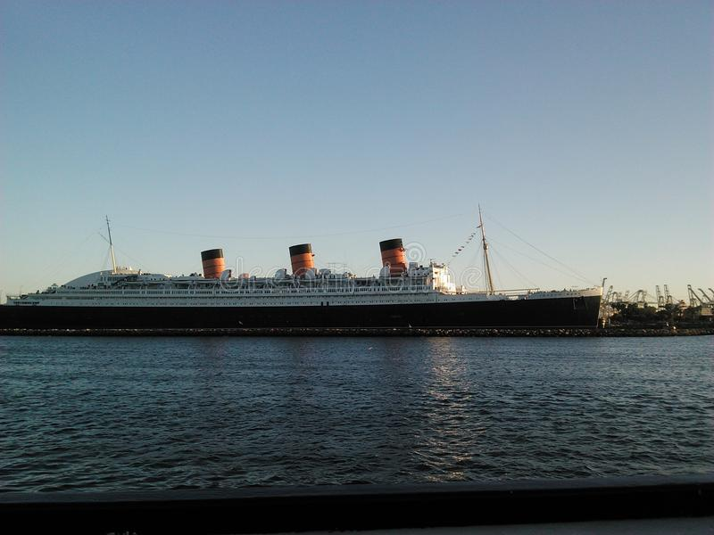 Queen Mary obrazy royalty free