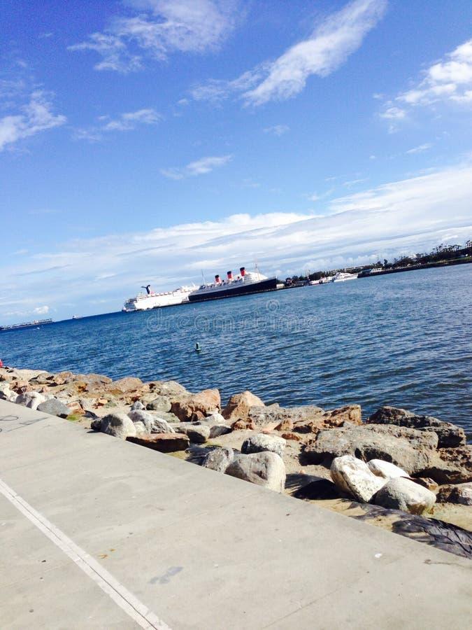 Queen Mary fotografia stock libera da diritti