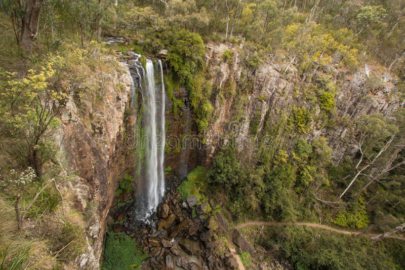 Download Queen Mary Falls stock image. Image of australia, river - 60081849