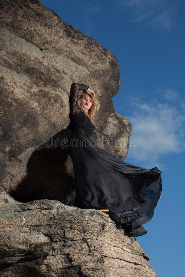 The queen of nature royalty free stock images