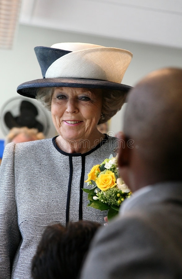 Download Queen  Of The Netherlands - Beatrix Editorial Stock Image - Image: 7004309