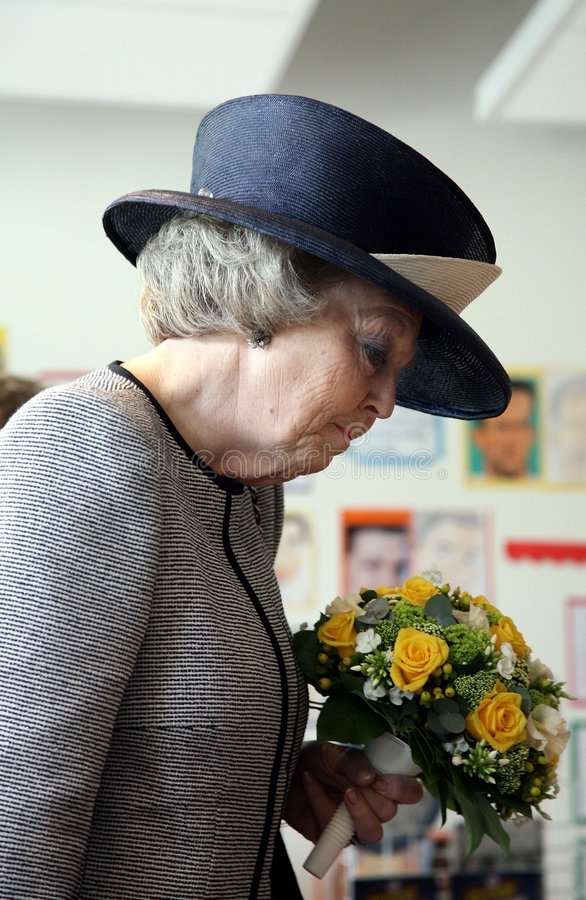 Queen  Of The Netherlands - Beatrix Editorial Photo